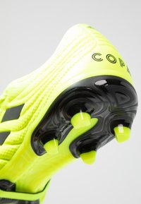 adidas Performance - COPA GLORO 19.2 FG - Chaussures de foot à crampons - solar yellow/core black - 5