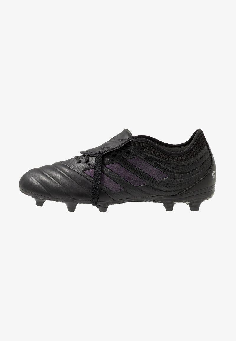 adidas Performance - COPA GLORO 19.2 FG - Kopačky lisovky - core black/silver metallic