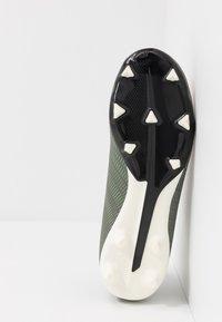 adidas Performance - X 19.3 FG - Chaussures de foot à crampons - legend green/solar orange/white - 4