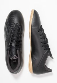 adidas Performance - X 19.4 IN - Botas de fútbol sin tacos - core black/utility black - 1
