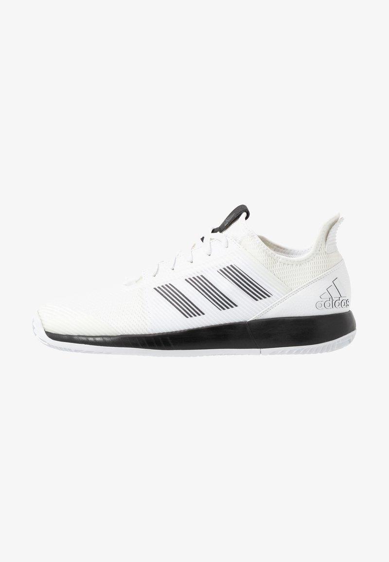 adidas Performance - DEFIANT BOUNCE 2 - Zapatillas de tenis para todas las superficies - footwear white/core black