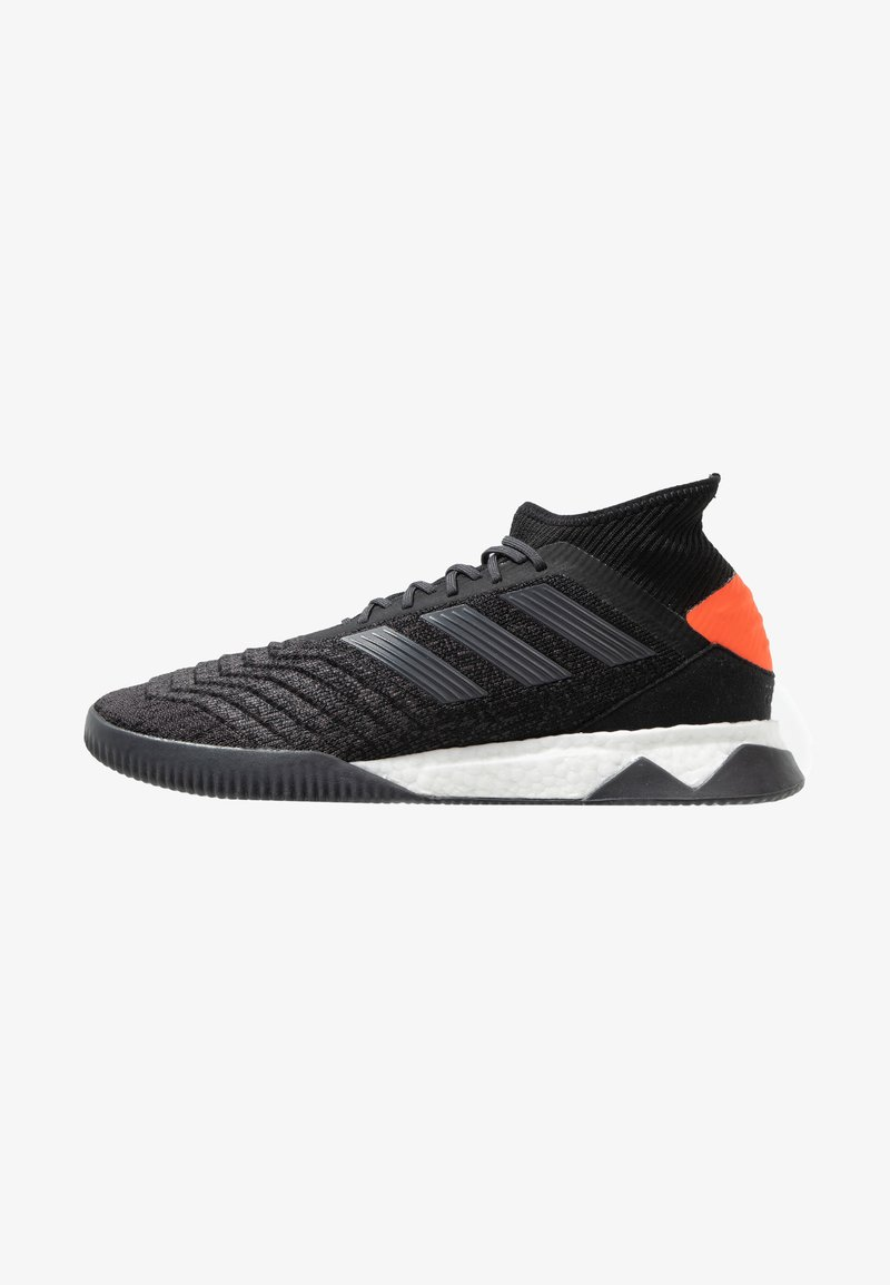 adidas Performance - PREDATOR 19.1 TR - Træningssko - core black/utility black/solar orange