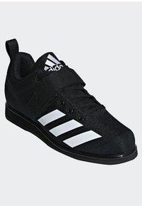 adidas Performance - POWERLIFT 4 SHOES - Treningssko - black - 2