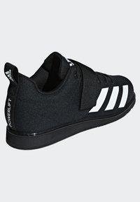 adidas Performance - POWERLIFT 4 SHOES - Treningssko - black - 3