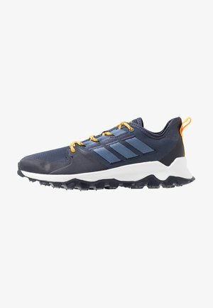 KANADIA - Trail hardloopschoenen - trace blue/tech ink/active gold
