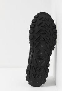 adidas Performance - KANADIA - Trail running shoes - coreblack/grey five/grey two - 4