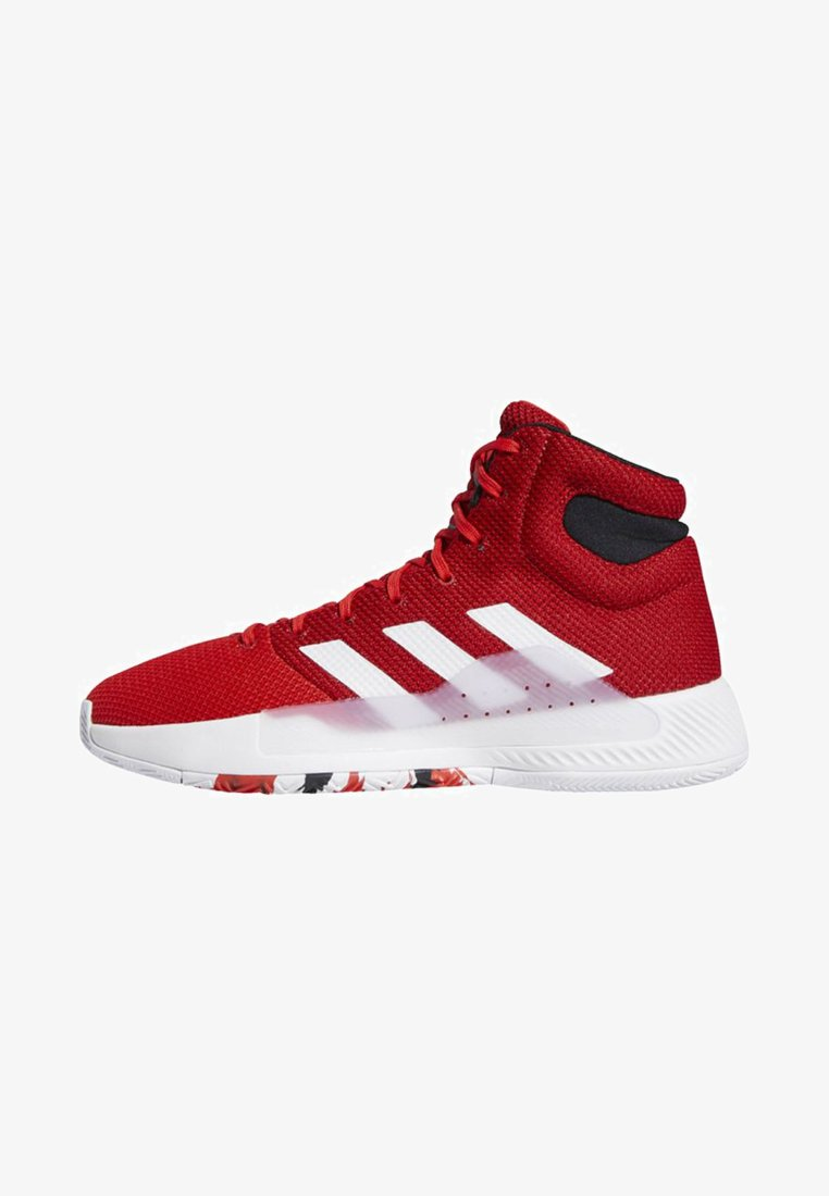 adidas Performance - PRO BOUNCE MADNESS 2019 SHOES - Basketball shoes - red/white/black