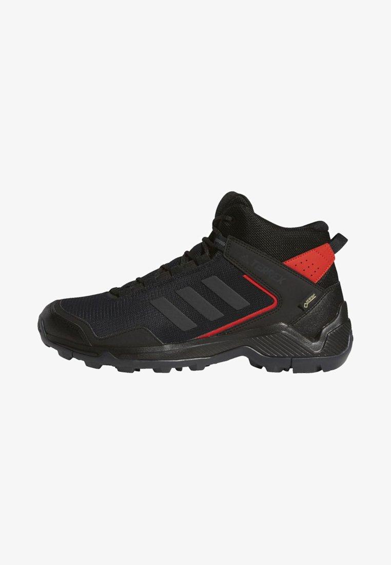adidas Performance - TERREX EASTRAIL MID GTX SHOES - Vaelluskengät - grey/black