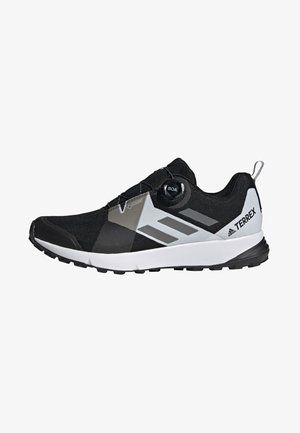 TERREX TWO BOA GTX SHOES - Zapatillas de trail running - black/grey/white