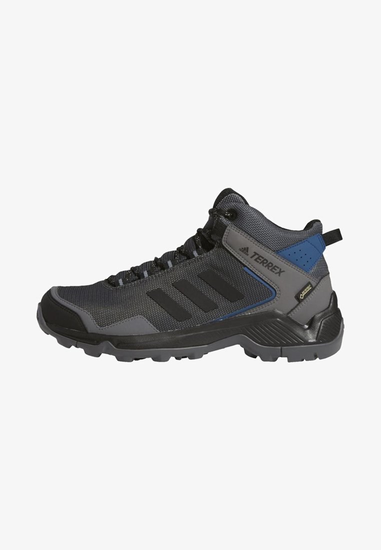 adidas Performance - TERREX EASTRAIL MID GORE-TEX - Hiking shoes - grey