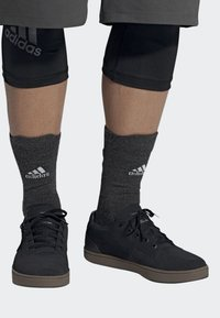 adidas Performance - FIVE TEN MOUNTAIN BIKE SLEUTH SHOES - Fahrradschuh - black - 0