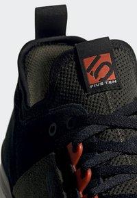adidas Performance - FIVE TENNIE SHOES - Scarpa da hiking - green - 7