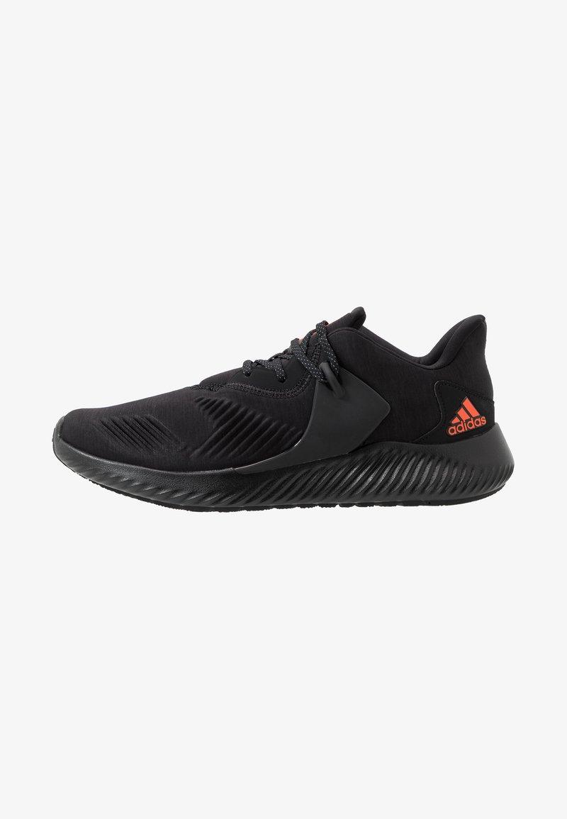 adidas Performance - ALPHABOUNCE - Scarpe running neutre - core black/solar red