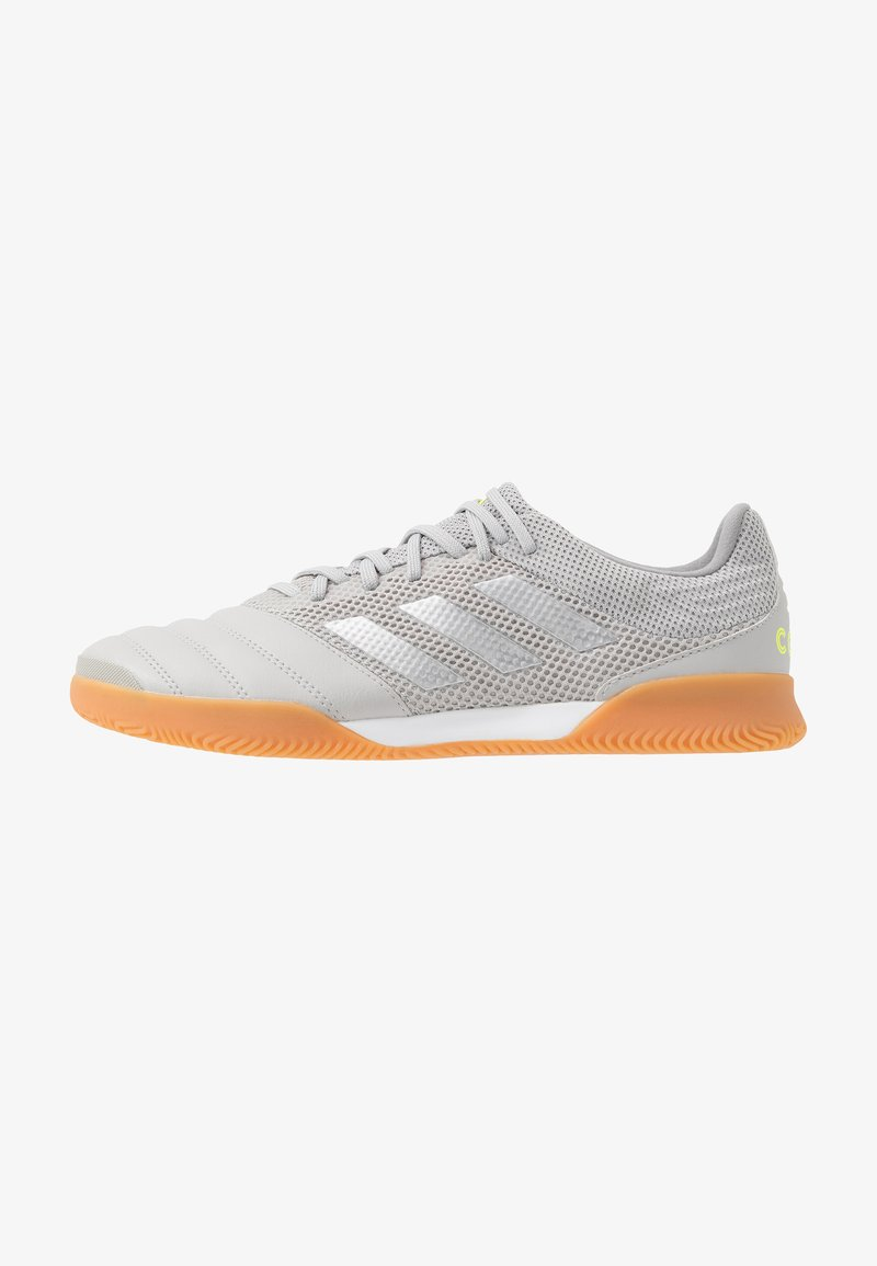 adidas Performance - COPA 20.3 IN SALA - Botas de fútbol sin tacos - grey two/matte silver/grey three