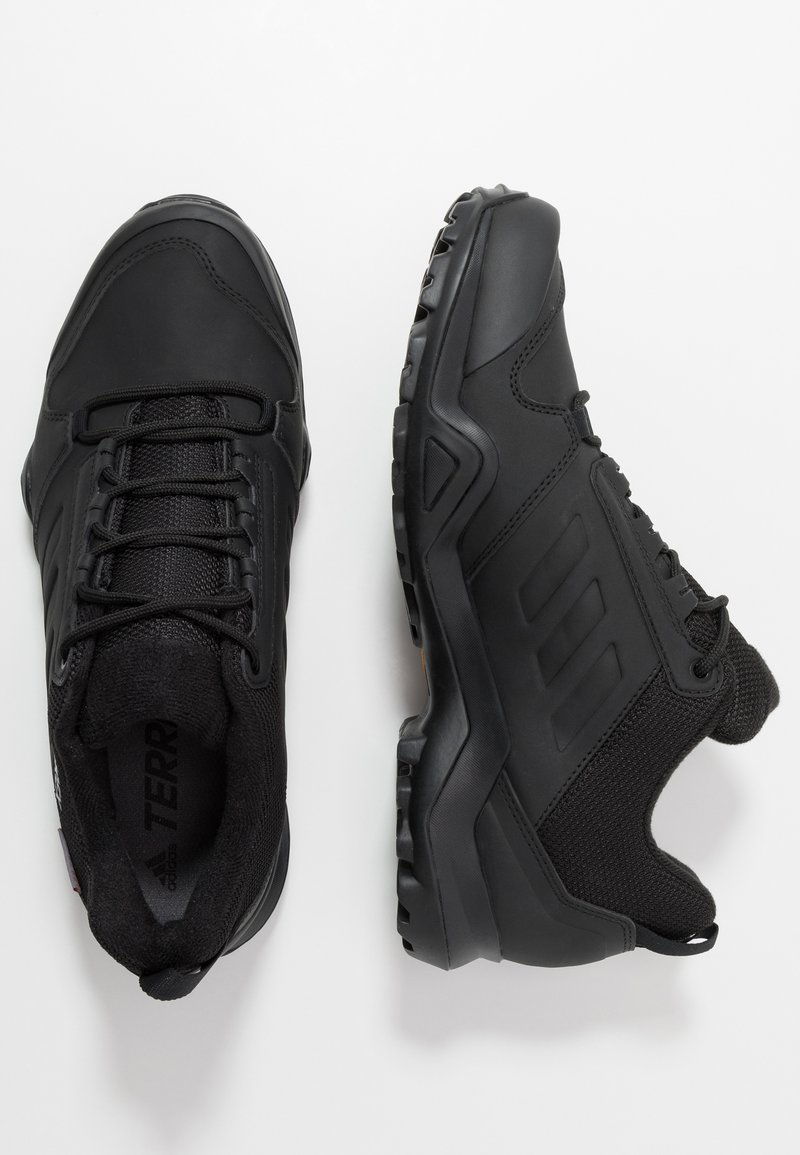 adidas Performance - TERREX AX3 BETA CLIMAWARM HIKING SHOES - Hiking shoes - core black/grey five