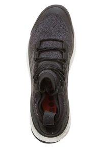 adidas Performance - TERREX FREE HIKER SHOES - Hikingskor - black - 1