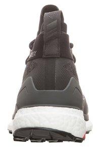 adidas Performance - TERREX FREE HIKER SHOES - Hikingskor - black - 3
