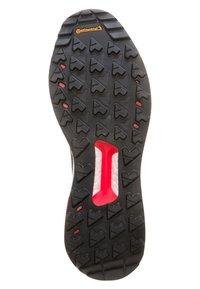 adidas Performance - TERREX FREE HIKER SHOES - Hikingskor - black - 4