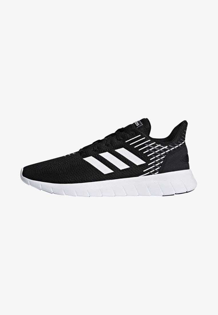 adidas Performance - ASWEERUN SHOES - Sportschoenen - black