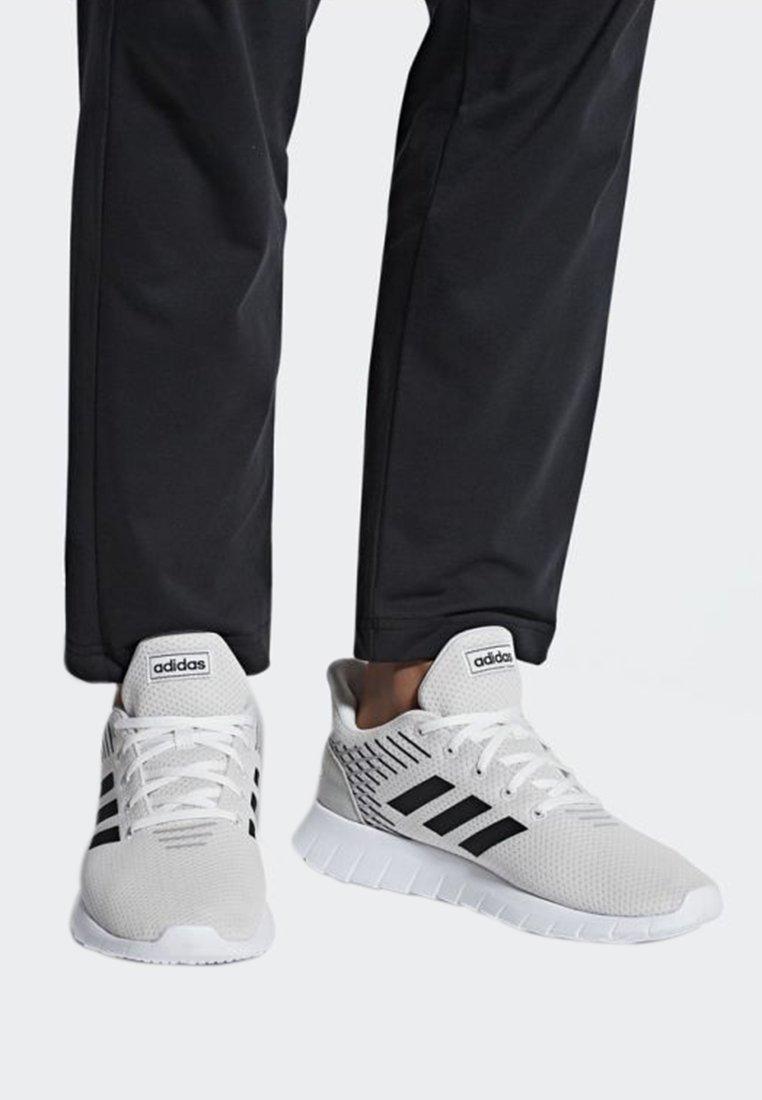adidas Performance - ASWEERUN SHOES - Laufschuh Neutral - white