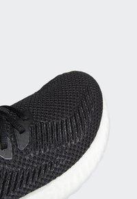 adidas Performance - ALPHABOOST PARLEY SHOES - Neutrala löparskor - black - 9