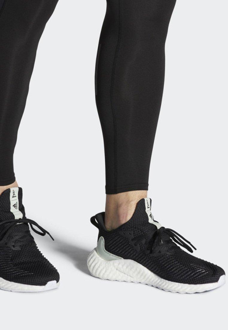 adidas Performance - ALPHABOOST PARLEY SHOES - Laufschuh Neutral - black