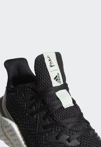 adidas Performance - ALPHABOOST PARLEY SHOES - Neutrala löparskor - black - 8