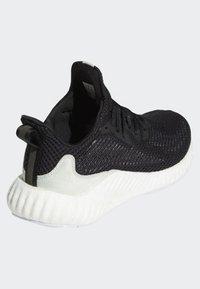 adidas Performance - ALPHABOOST PARLEY SHOES - Neutrala löparskor - black - 4
