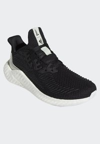 adidas Performance - ALPHABOOST PARLEY SHOES - Hardloopschoenen neutraal - black - 3