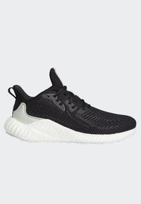 adidas Performance - ALPHABOOST PARLEY SHOES - Hardloopschoenen neutraal - black - 6
