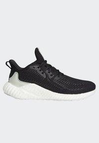 adidas Performance - ALPHABOOST PARLEY SHOES - Neutrala löparskor - black - 6