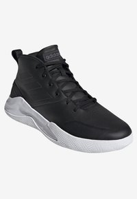 adidas Performance - OWN THE GAME SHOES - Indoorskor - black - 3