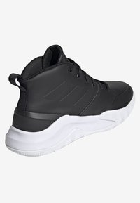 adidas Performance - OWN THE GAME SHOES - Indoorskor - black - 4
