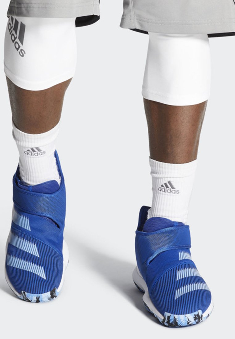 adidas Performance - HARDEN B/E 3 SHOES - Basketbalschoenen - blue