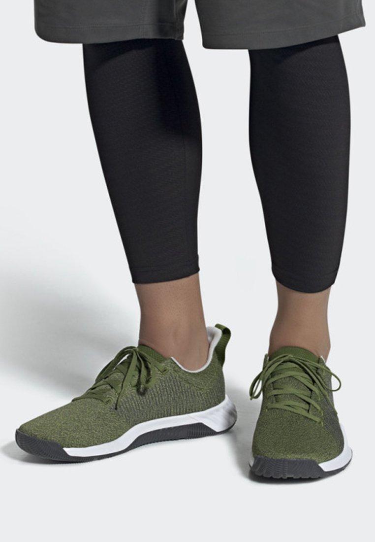 adidas Performance - SOLAR LT TRAINERS - Matalavartiset tennarit - green