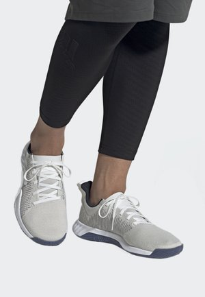 SOLAR LT TRAINERS - Sports shoes - grey