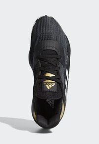 adidas Performance - PRO BOUNCE 2019 LOW SHOES - Basketball shoes - black - 1