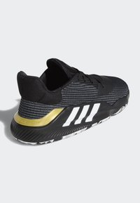 adidas Performance - PRO BOUNCE 2019 LOW SHOES - Basketball shoes - black - 2