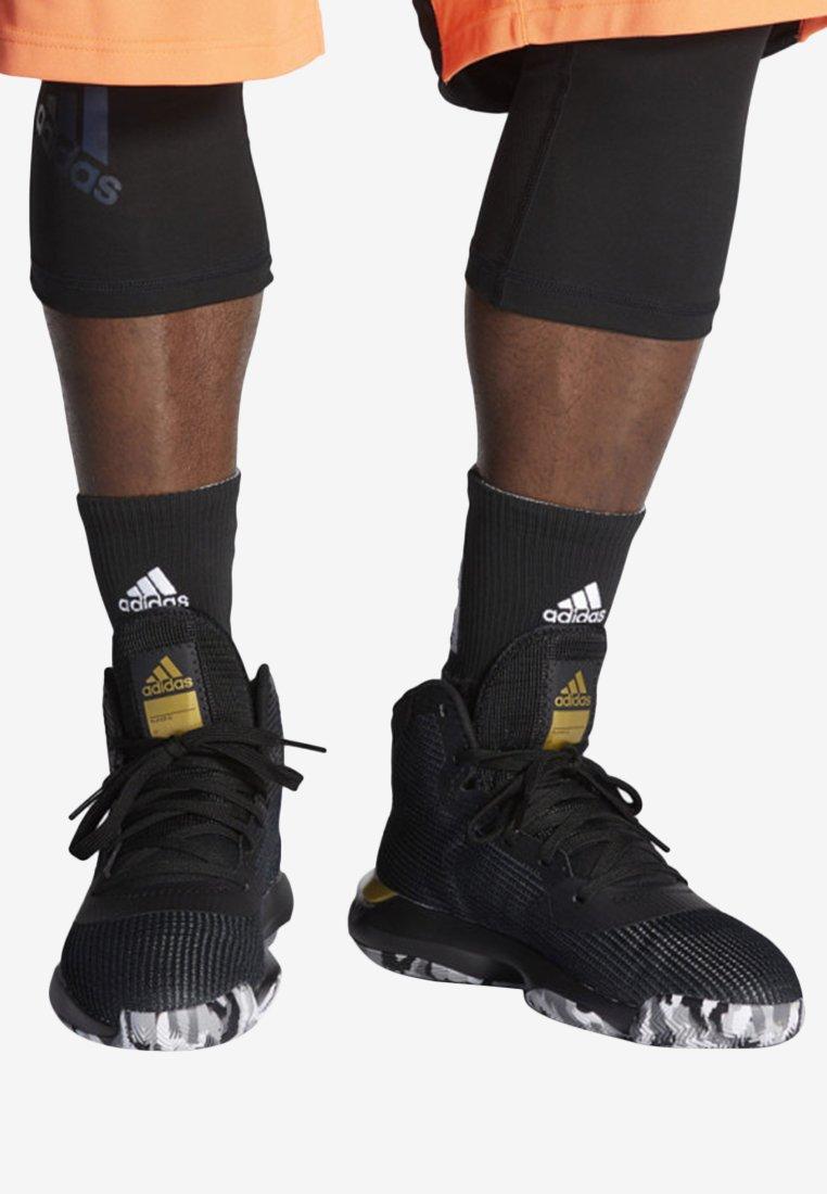 adidas Performance - PRO BOUNCE 2019 SHOES - Basketsko - black
