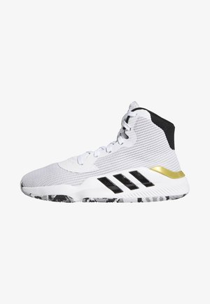 PRO BOUNCE 2019 SHOES - Indoorskor - white