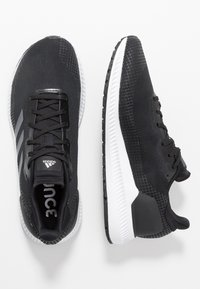 adidas Performance - SOLAR BLAZE - Minimalist running shoes - core black/grey five/footwear white - 1