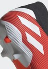 adidas Performance - NEMEZIZ 19.3 FIRM GROUND BOOTS - Moulded stud football boots - red