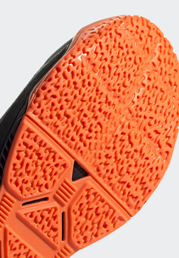 white ShoesChaussures Handball Adidas De Performance Stabil Bounce Black orange 0wNnOPk8X