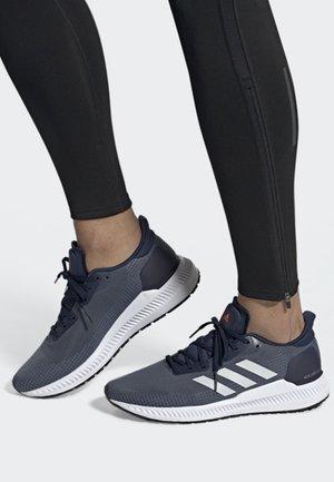 SOLAR BLAZE SHOES - Neutral running shoes - blue