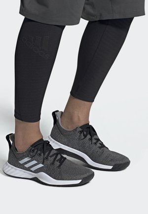 SOLAR LT TRAINER SHOES - Sports shoes - black