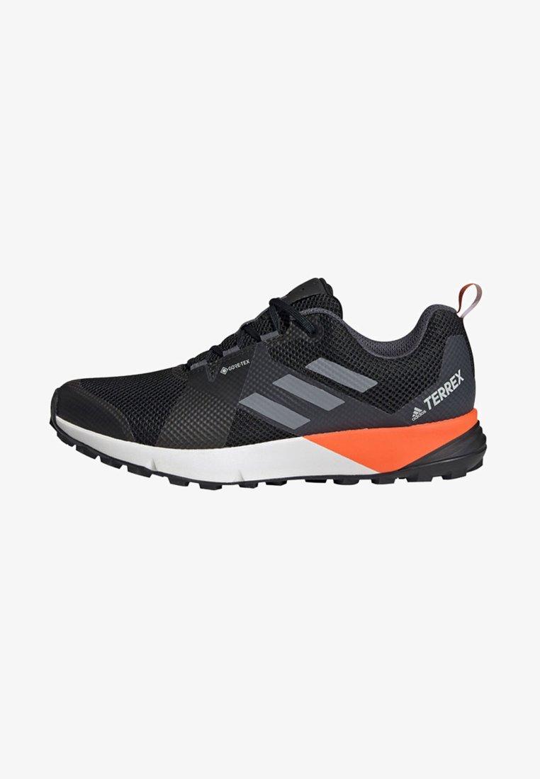 adidas Performance - TERREX TWO GTX SHOES - Zapatillas de trail running - black
