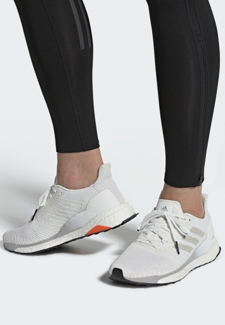 adidas Performance - SOLARBOOST 19 SHOES - Sneaker low - white
