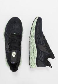 adidas Performance - ALPHAEDGE 4D  - Zapatillas de running neutras - core black/footwear white/clear onix - 1
