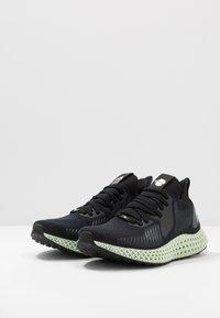 adidas Performance - ALPHAEDGE 4D  - Zapatillas de running neutras - core black/footwear white/clear onix - 2