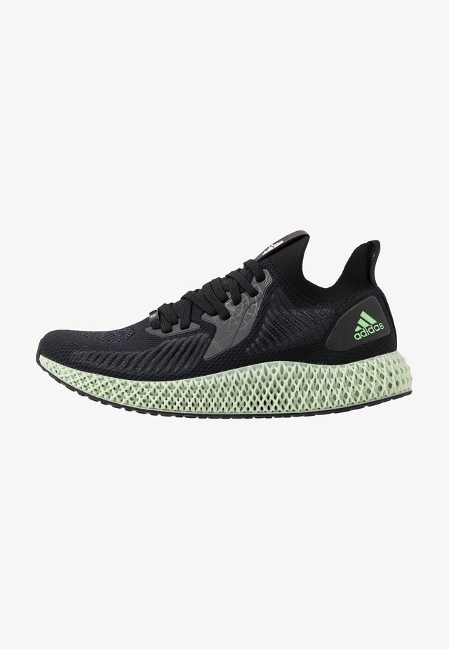 ALPHAEDGE 4D  - Obuwie do biegania treningowe - core black/footwear white/clear onix